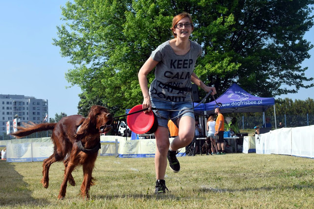 Dog Games Summer: bo liczy się frisbee!